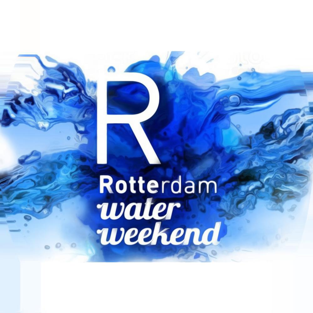 Rotterdam Water Weekend logo